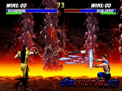 —качать игру Ultimate Mortal Kombat 3 дл¤ SNES