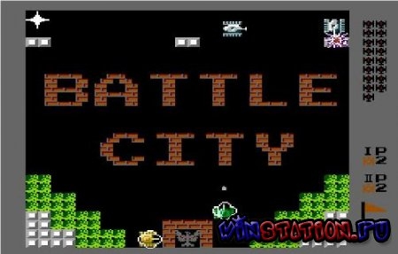 ������� ���� ������� ���� Battle City ��� ������ �������