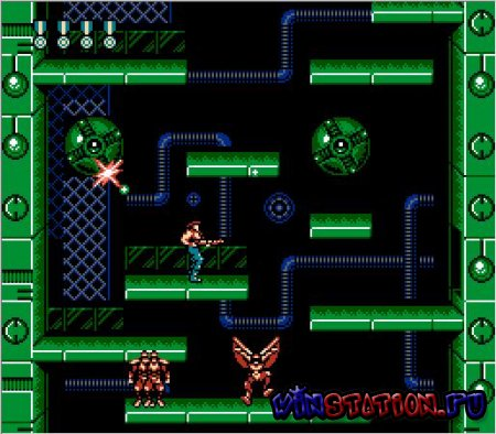 Contra Сollection 3 in 1 (Dendy)