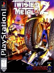 Twisted Metal 2 игры PlayStation 1
