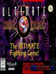 Ultimate Mortal Kombat 3 для SNES