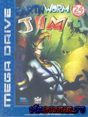 Earthworm Jim 1 для Sega Mega Drive/Genesis