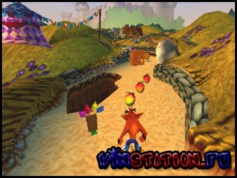Скачать Crash Bandicoot 3: Warped (PSX) бесплатно
