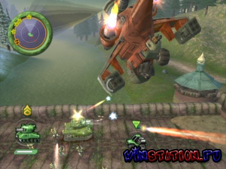—качать игру Battalion Wars (GameCube)