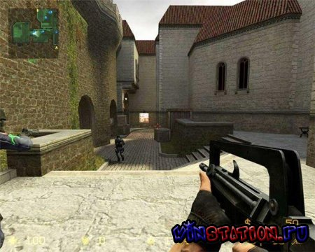 Скачать игру Counter-Strike Source (RUS) (PC)