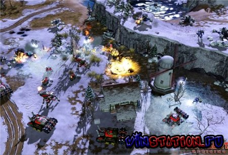 Скачать игру Command & Conquer: Red Alert 3 Uprising (PC)