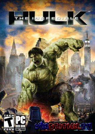 ������� ���� ������� ���� ������� ���� ���� / The Incredible Hulk (PC)
