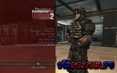 Tom Clancy's Rainbow Six: Vegas 2 (PC/RePack)