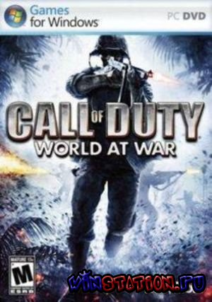 Скачать Call Of Duty 5: World At War (PC/RePack) бесплатно