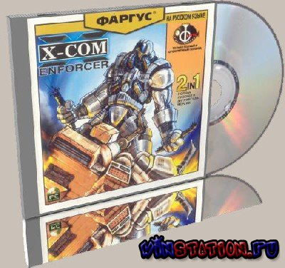 X-COM Enforcer (PC)