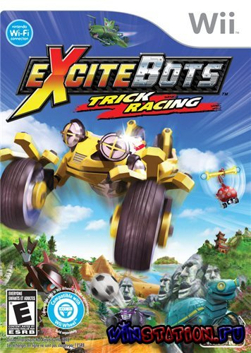 ������� Excitebots: Trick Racing (Wii) ���������
