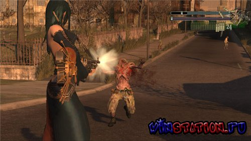 Bullet Witch (Xbox360)