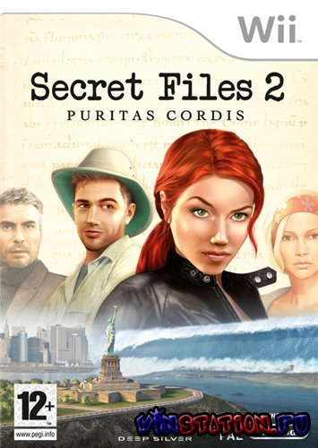 ������� ���� The Secret Files 2: Puritas Cordis (Wii)