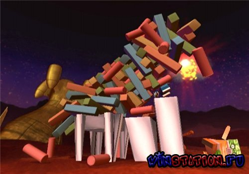 —качать игру Boom Blox: Bash Party (Wii)