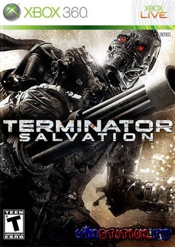 Terminator Salvation: The Videogame (Xbox360)