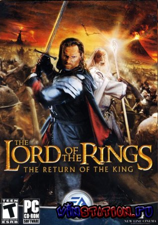 Скачать игру The Lord of the Rings: The Return of the King