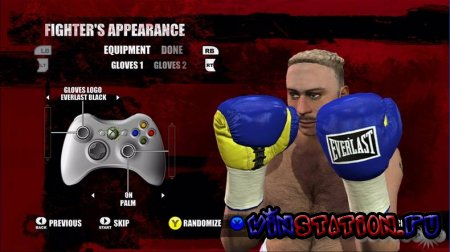 ������� ���� Don King Presents: Prizefighter (Xbox 360)