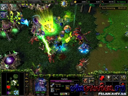 Скачать игру Warcraft III Reign of Chaos + The Frozen Throne (PC)