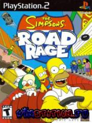 The Simpsons Road Rage (PS2)