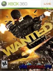 Wanted Weapons of Fate (XBOX 360)