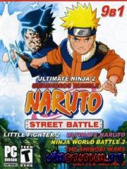 Naruto Ultimate Battles Collection 2009