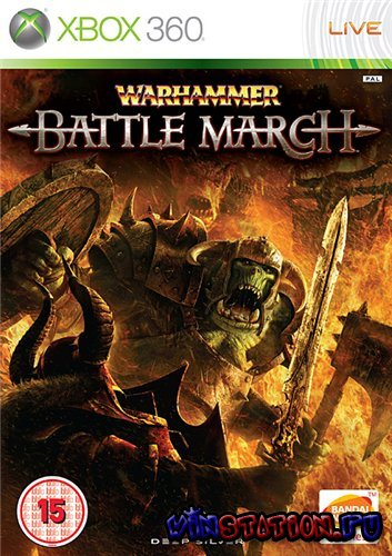 Warhammer: Battle March (Xbox360)