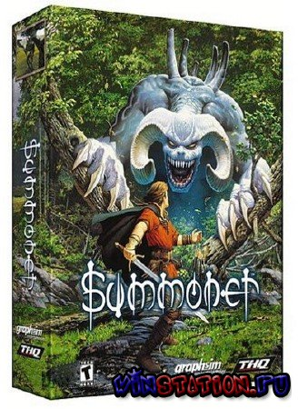 Скачать Summoner (PC) бесплатно