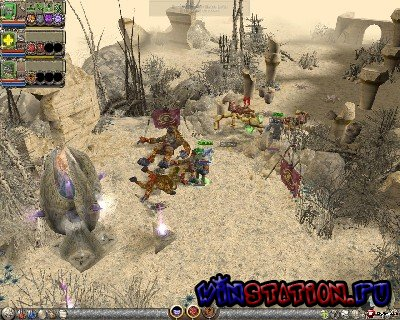 ������� ���� Dungeon Siege 2 (PC)