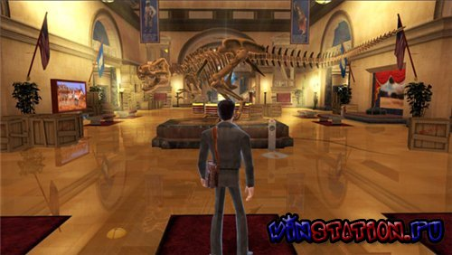 Night at the Museum 2: The Video Game (Wii)