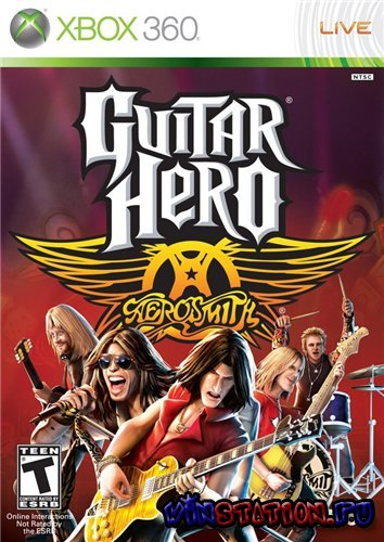 Guitar Hero: Aerosmith (Xbox360)