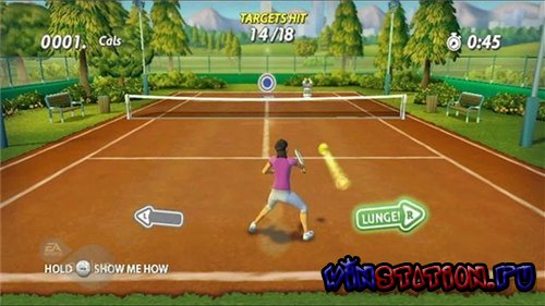 ������� ���� EA Sports Active (Wii)