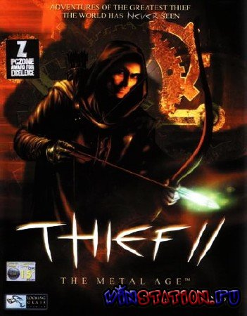 —качать Thief 2: Ёпоха металла / Thief 2: The Metal Age (PC) бесплатно