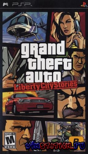 Скачать GTA: Liberty City Stories (PSP) бесплатно