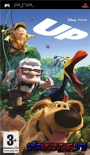 Up: The Video Game (PSP)