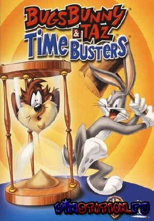 Bugs Bunny & Taz Time Busters (PC)