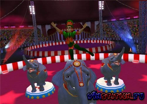 Go Play Circus Star (Wii)