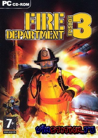 Fire Department 3 / Пожарная служба 3 (PC)