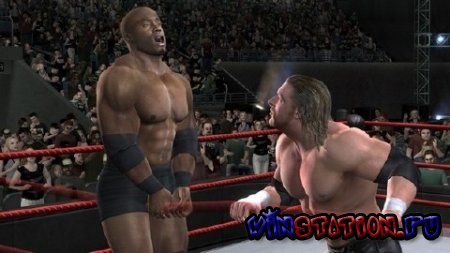Скачать игру Wwe Raw Total Edition (PC)