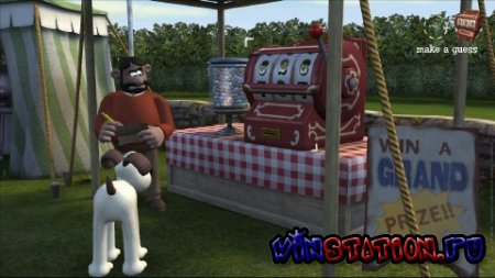 Wallace & Gromit's Grand Adventures Episode 3: Muzzled! (PC)