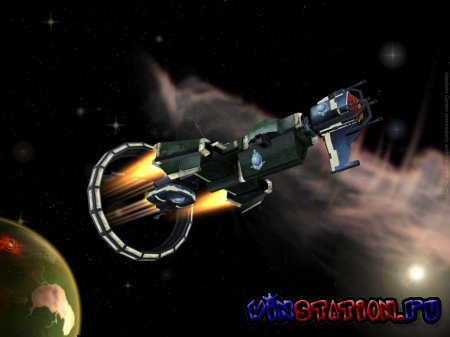 Sword of the Stars: Argos Naval Yard (PC)