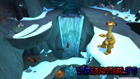 Ice Age: Dawn of Dinosaurs (PC)