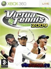Virtua Tennis 2009 (Xbox360)