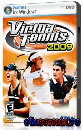 Virtua Tennis 2009 (PC)