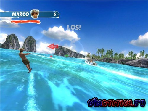 Beach Fun Summer Challenge (Wii)