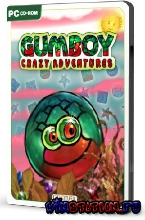 Gumboy: Crazy Adventures / Gumboy: ������ �� ������� (PC)