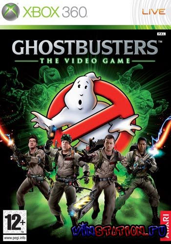 Ghostbusters: The Video Game (Xbox360)