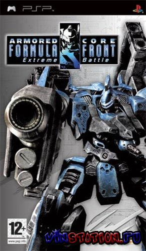 Armored Core: Formula Front (PSP)