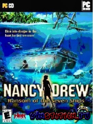 Скачать Nancy Drew: Ransom of the Seven Ships (PC) бесплатно