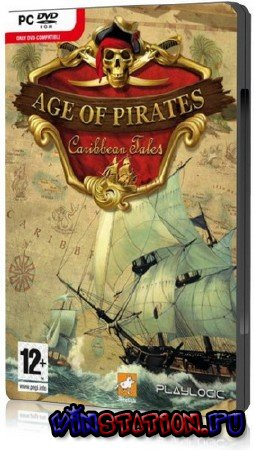 Скачать Age of Pirates: Caribbean Tales (PC) бесплатно