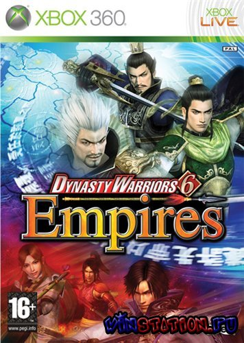 Dynasty Warriors 6: Empires (Xbox360)